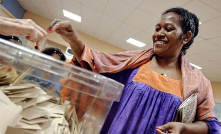 Municipales en Nouvelle-Calédonie : Le parti Calédonie Ensemble présente ses candidats
