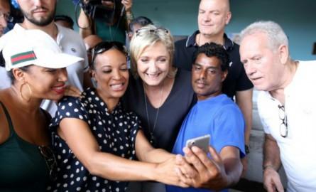 Européennes 2019 : Marine Le Pen en visite à Mayotte et La Réunion la semaine prochaine