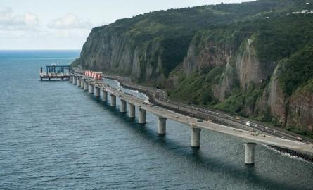 NRL: Accord trouvé avec les acteurs de la NRL, le chantier se poursuivra avec des roches locales