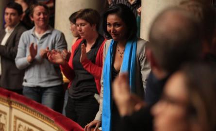 Législatives 2017 – d'Outre-mer en Hexagone: Corinne Narassiguin, candidate PS dans le Val-de-Marne
