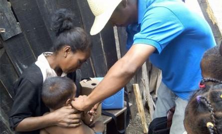 Madagascar face à une épidémie de rougeole : Plus de 10 000 personnes affectées