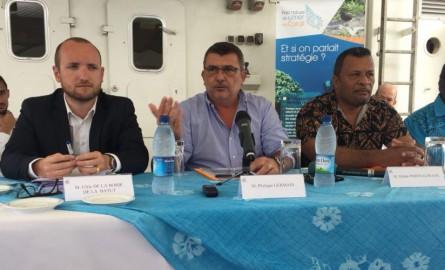 Selon Philippe Germain, « la Nouvelle-Calédonie possèdera la plus grande réserve intégrale au monde »