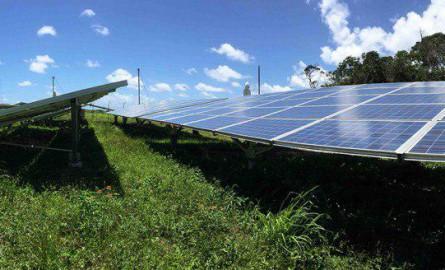 Énergies renouvelables en Nouvelle-Calédonie : Une nouvelle centrale photovoltaïque pour Lifou