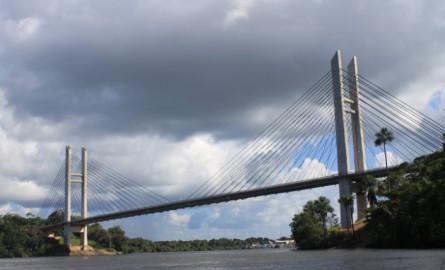 10% des ponts à réparer de façon urgente en Guyane