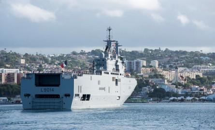 Guadeloupe: Kanawa, un exercice de secours grandeur nature pour les Forces Armées aux Antilles