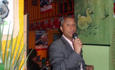 Dario Lutchmayah, Président des associations d'Outre-mer en PACA, exclu du Conseil national du Parti socialiste