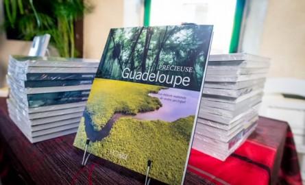 Livre : « Précieuse Guadeloupe », un hymne à l'exceptionnelle biodiversité des Iles de Guadeloupe
