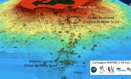 Volcan sous-marin à Mayotte : Pour son nom, la Préfecture lance un appel au vote