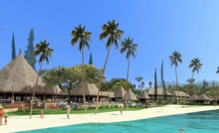 Tourisme en Nouvelle-Calédonie : Intercontinental choisi pour gérer 3 hôtels des Îles Loyauté